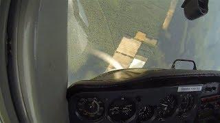 Trudeln mit der Cessna 152