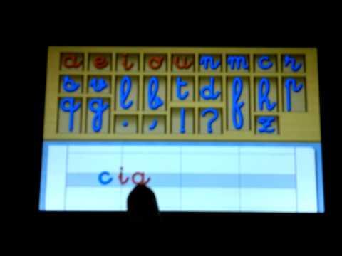 Video of Alfabeto Mobile