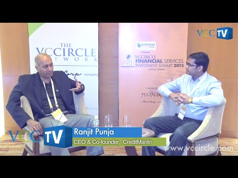 Ranjit Punja on CreditMantri's B2B foray, funding and future plans