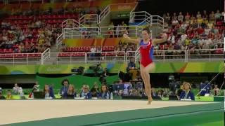 Hong Un Jong 2016 Olympics QF FX