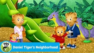 DANIEL TIGER'S NEIGHBORHOOD | So Many Things to Do and See | PBS KIDS