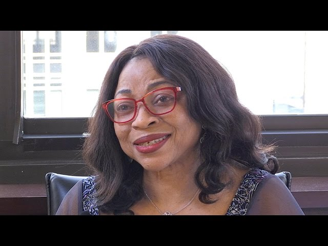 Why Give: Folorunsho Alakija, Founder, Rose of Sharon Foundation