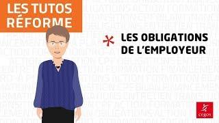 Réforme de la formation professionnelle: les obligations de l'employeur ont-elles changé?