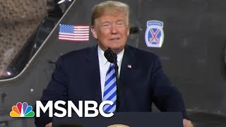 Poll: 56% Find President Donald Trump's Statements About Russia Are False | Hardball | MSNBC