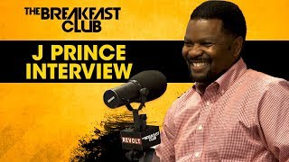 The Breakfast Club - J Prince Talks Drake, Birdman, Being Investigated By The DEA + More In His New Memoir