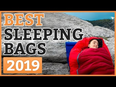 Best Sleeping Bags 2018 – TOP 11 Sleeping Bag
