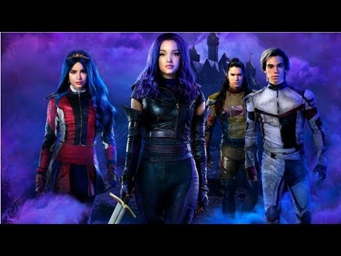 The DCOM Review! Descendants 3