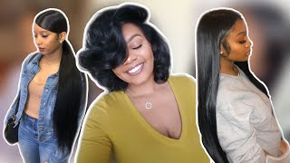 Amazing Special Occasion Hairstyles 2019 Compilation: PROM + GRADUATION HAIRSTYLE FOR BLACK GIRLS