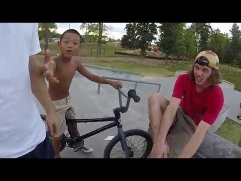 Duncan Creek Skatepark Edit - A day to remember