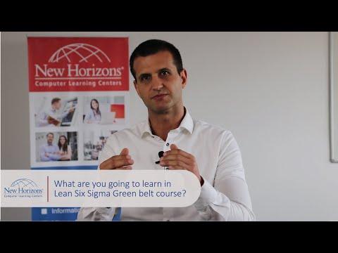 Lean Six Sigma Green Belt - Certification training - YouTube