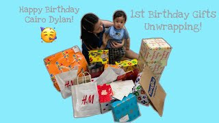 first birthday gift idea for baby boy