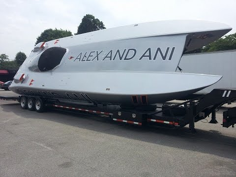 Alex And Ani Superboat Offshore Racing Clearwater Championship Serafino Cazzani