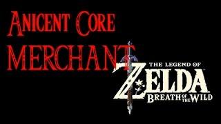 Zelda Breath of the Wild Confirm Merchant Sells Ancient Cores