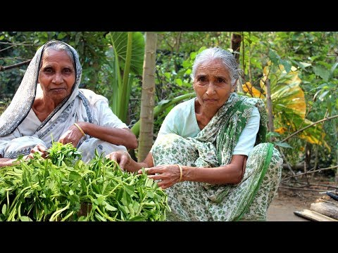 Grandma's Special Fenugreek Leaf Recipe | Tasty & Healthy Vegetarian Dishes | Village Food