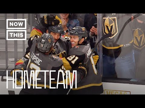 Vegas Golden Knights: Jak se píšou dějiny