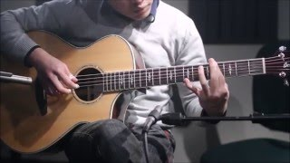 (Your Lie in April) ED 2 - Orange/オレンジ Fingerstyle guitar