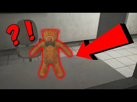 MEDVÍDEK Z UŠÍ?! (SCP Containment Breach #2)