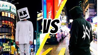 Gambar cover Alan Walker - Alone Vs. Marshmello - Alone