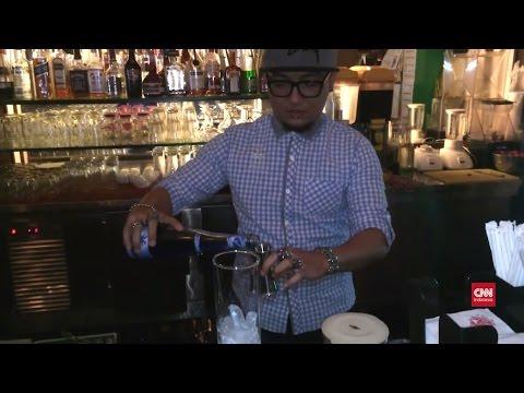 Video Minuman Cocktail Khas Bar Legendaris Jakarta
