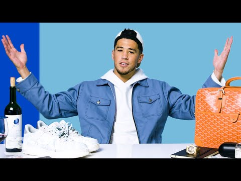 10 Things Devin Booker Can't Live Without | GQ Sports