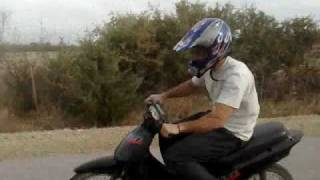 preview picture of video 'moto 110cc  By CharlyR.'