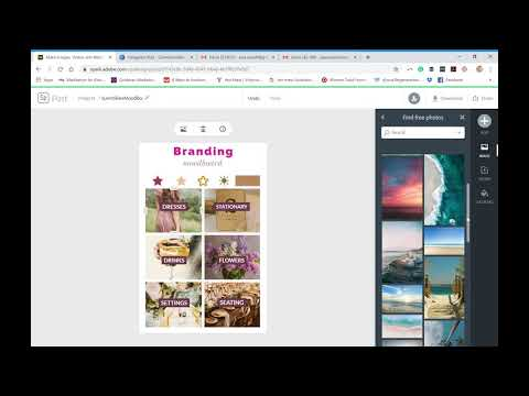 Branding Tips: How to Use Adobe Spark to Create a Mood Board