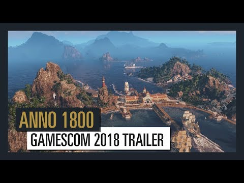 Купить ANNO 1800 Deluxe [ГАРАНТИЯ+CASHBACK 10% ] RU-ENG GLOBAL на SteamNinja.ru