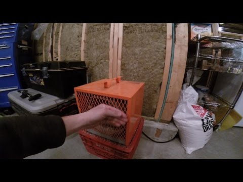 Uniwatt 4800 Watt Portable Electric Heater - Quick Review