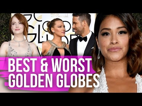 Best & Worst Dressed Golden Globes 2017 (Dirty Laundry)