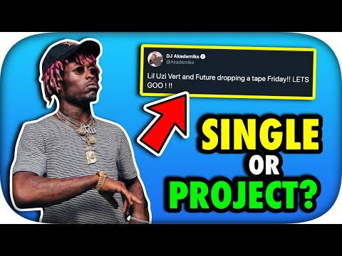 Are Lil Uzi Vert x Future Dropping SINGLE or PROJECT Tomorrow??? + Snippet PREVIEW!!