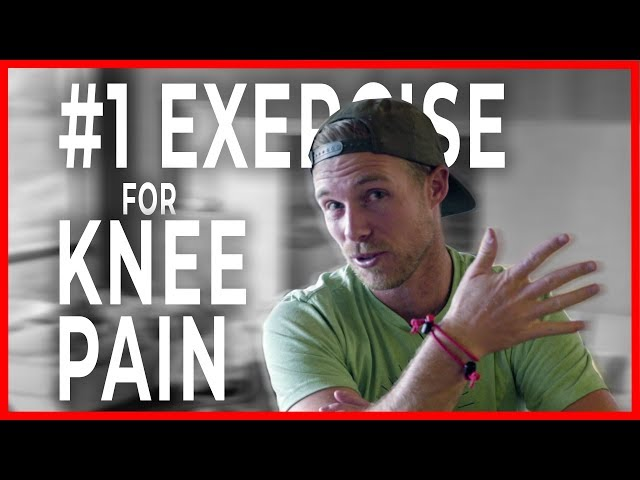 Number One Exercise For Knee Pain