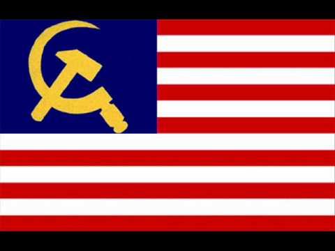 Communist Party USA (Soviet Anthem In English)