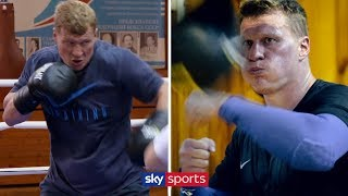 THE MAN TO BEAT ANTHONY JOSHUA? | Alexander Povetkin | Behind The Ropes