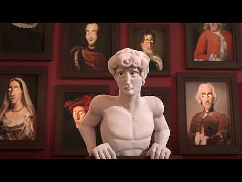"CGI Animated Short Film HD: ""The D in David Short Film "" by Michelle Yi and Yaron Farkash"