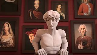 """CGI Animated Short Film HD """"The D in David """" by Michelle Yi and Yaron Farkash 