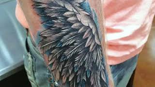 Arm Tattoos For Men Wings