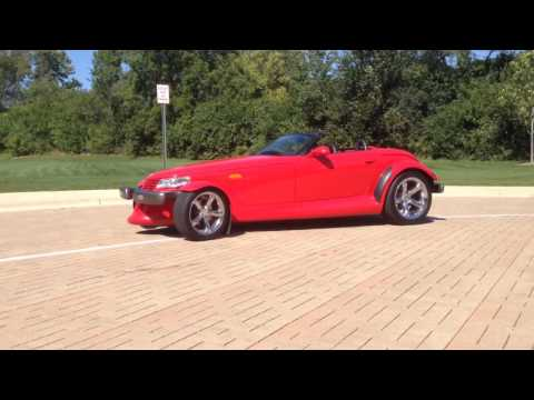 Video of 1999 Plymouth Prowler Offered by Classic Auto Haus - FF2G