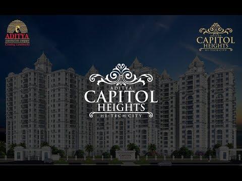 3D Tour of Aditya Capitol Heights