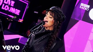 Camila Cabello   Someone You Loved (Lewis Capaldi Cover) In The Live Lounge