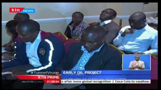 KTN Prime: Early oil project, 11/10/2016