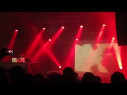 Perturbator - Satanic Rites (Live @ Brutal Assault 20)