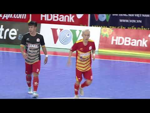 Giải futsal VĐQG 2019: Tân Hiệp Hưng vs Sài Gòn FC (1-5)
