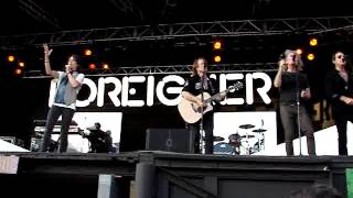 """""""Say You Will"""" Foreigner Live"""