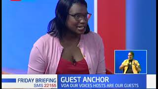 Voice of America (VOA) presenters | GUEST ANCHORS