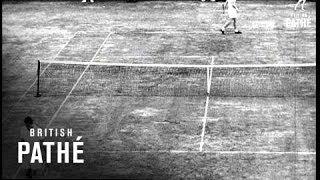 Davis Cup - Hoad V. Trabert. Reel I (1954)