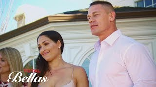 John Cena And Nikki Bellas Engagement Party Toast Is Interrupted: Total Bellas Preview, May 27 2018