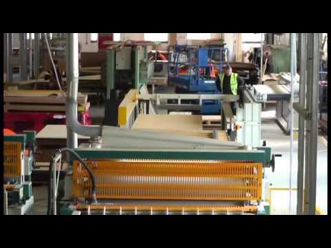 Veneer Pressing Line