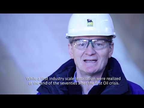 Concentrating Solar Power - Eni's Research   Eni Video Channel