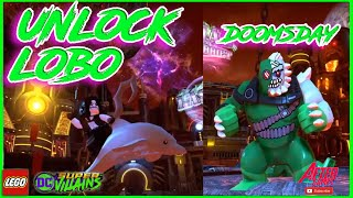 lego dc super villains fire and fury - TH-Clip