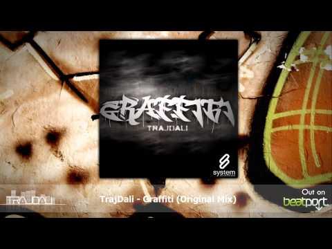 TrajDali - Graffiti